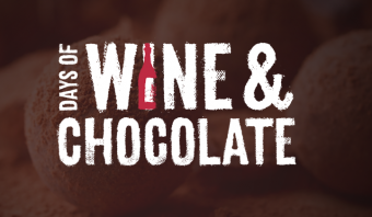 Days of Wine And Chocolate February Only